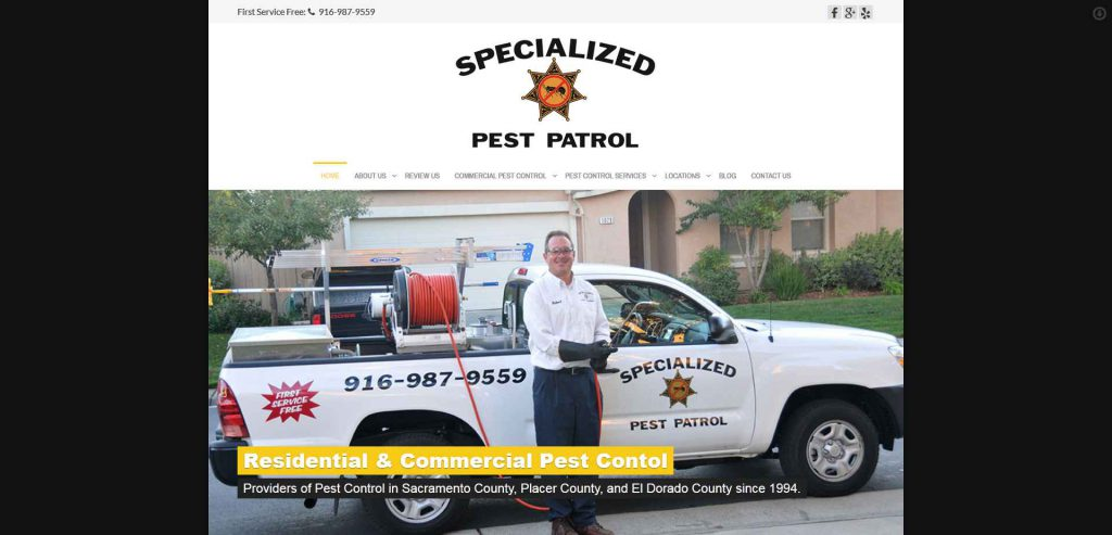 SEO Case Study: Google First Page Ranking for Specialized Pest Patrol using Our Advanced Local SEO Strategies Drives Their Revenue Up Record Numbers Year-After-Year!